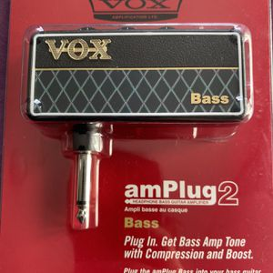 Vox Bass AmPlug2 for Sale in Los Angeles, CA