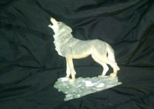 Wolf figure for Sale in New Milford, PA
