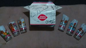 Brand New dairyqueen trailblazer glasses collectables 92,93 for Sale in Portland, OR