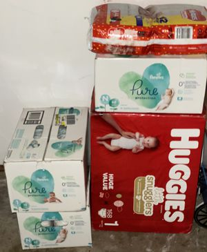 Diaper's for Sale in Duncanville, TX