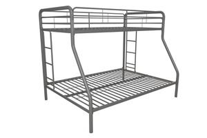 New Bunkbed , Queen Bottom , twin top . for Sale in Brooklyn, NY