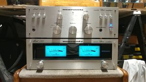 Marantz 140 power amp and 1030 integ amp for Sale in Santa Ana, CA