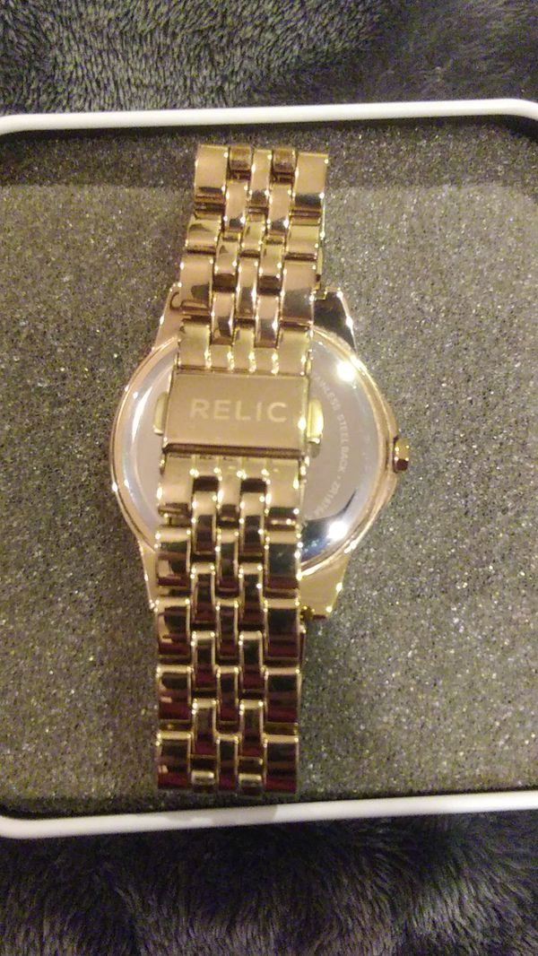Relic womens watch