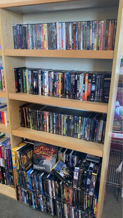 Lots of DVD's for Sale in Killeen,  TX
