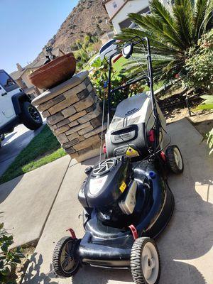 Craftsman self propelled lawnmower 7HP LIKE NEW for Sale in Riverside, CA