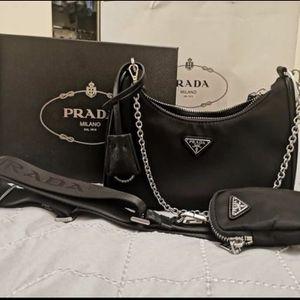 Prada Nylon Bag for Sale in Broken Arrow, OK