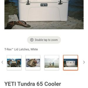 NEW 65 Yeti TUNDRA Cooler for Sale in San Antonio, TX