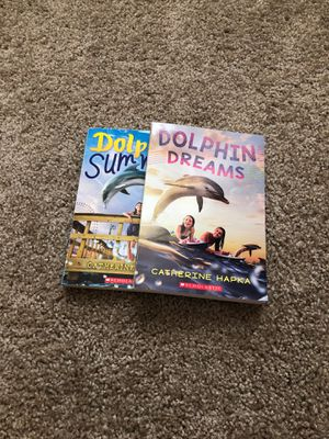 Dolphin summer and Dolphin dreams, Author: Catherine Hapka for Sale in St. Petersburg, FL