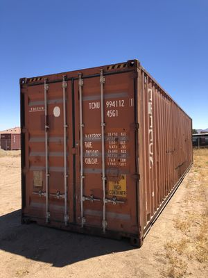 Storage Containers Fast Delivery for Sale in Phelan, CA