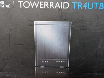 Hard Drive Digital Sans USB3 ESata TowerRaid for Sale in Everett,  WA
