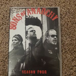 Sons Of Anarchy Full Seasons 4 & 5 for Sale in San Antonio, TX