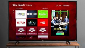 TCL 55-inch P-Series Smart Roku TV for Sale in Bothell, WA