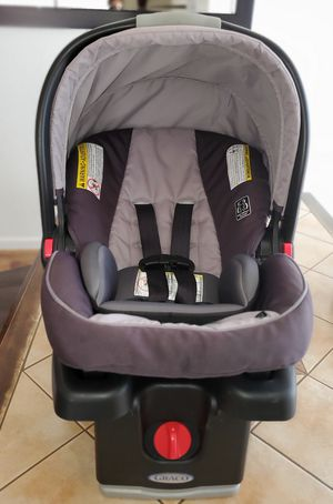 CAR SEAT GRACO SNUGRIDE 35 for Sale in Tracy, CA