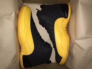 Jordan 12 Gold for Sale in Dallas, TX
