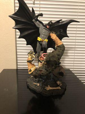 DC Collectibles Batman vs. Killer Croc Statue, Second Edition for Sale in Peoria, AZ