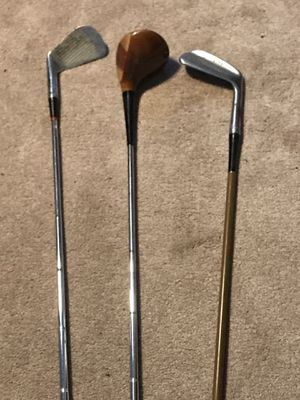 Antique Golf Clubs for Sale in Chicago, IL