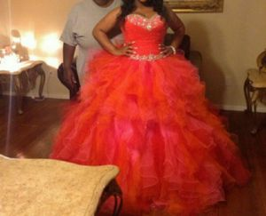 Prom dress or quinceañera dress for Sale in Sherwood, AR
