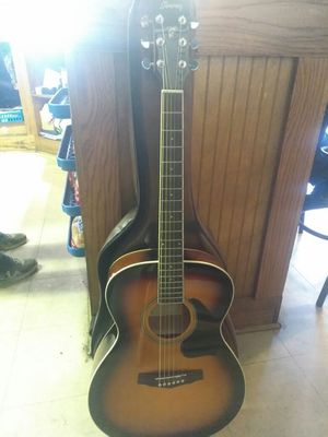 Ibanez accustic guitar sunburst for Sale in Cartersville, GA