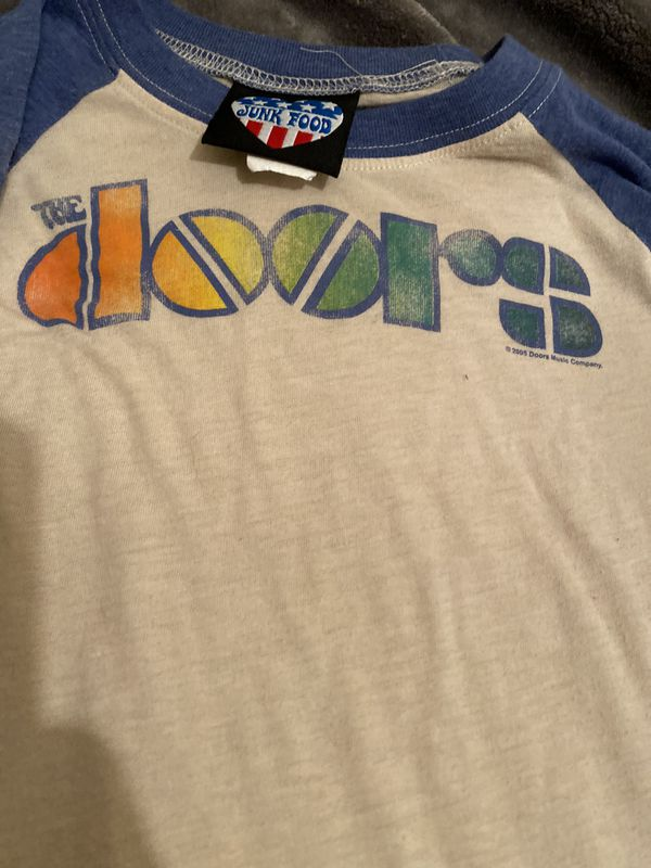 The Doors baseball tee