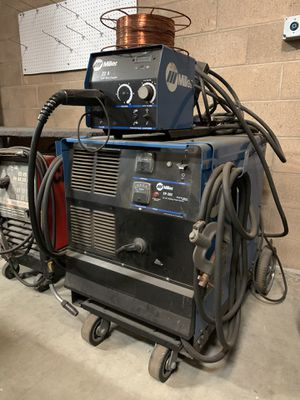 Miller Welder with Wire feed for Sale in Stockton, CA