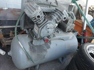 INGERSOLL RAND INDUSTRIAL AIR COMPRESSOR!! 220V!! 60 GALLON!! 350$ for Sale in Los Angeles, CA