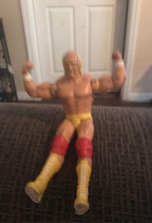 Hulk Hogan action figure for Sale in Tampa, FL
