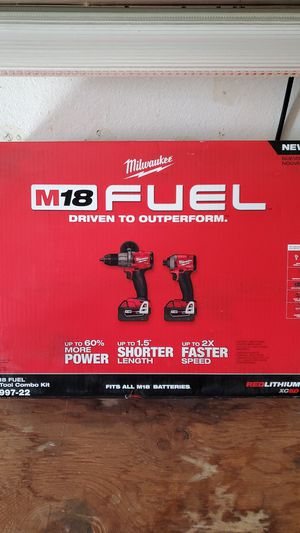 Milwaukee M18 Fuel for Sale in Idaho Falls, ID