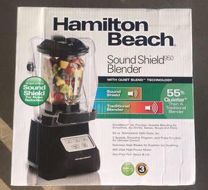 New Hamilton Beach Sound Sheila Blender for Sale in Liberty, SC