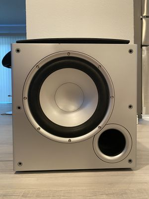 POLK AUDIO PSW10 Powered Subwoofer for Sale in Hacienda Heights, CA