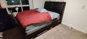 Queen bed frame for Sale in Orting, WA