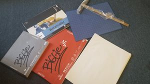 Art Supplies (Newsprint, Sketch, Watercolor, Drawing etc) for Sale in Los Angeles, CA