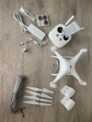 DJI Phantom 4 PRO and Extra accessories for Sale in Aspen Hill, MD