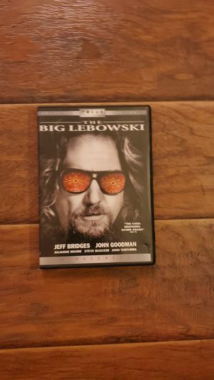DVD - The Big Lebowski for Sale in San Clemente, CA