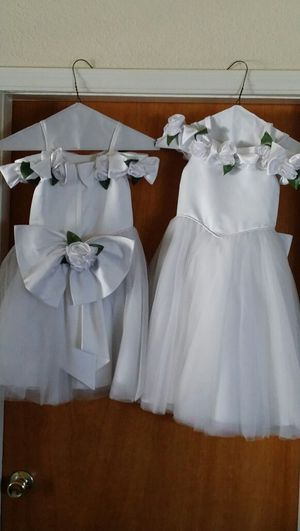 Beautiful Flower Girl Dresses for Sale in Oakland, CA