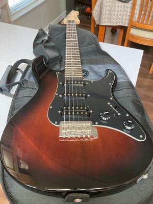 Yamaha Pacifica Model PAC012DLX and Rage 258 Amp for Sale in Nampa, ID