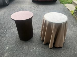 2 catering tables. for Sale in Martinsburg, WV