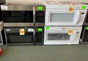 BRAND NEW OVERHEAD MICROWAVES 7S8KF for Sale in Ladera Heights, CA