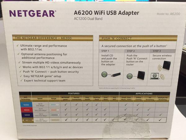 Netgear Ac1200 Wifi Usb Adapter Installation