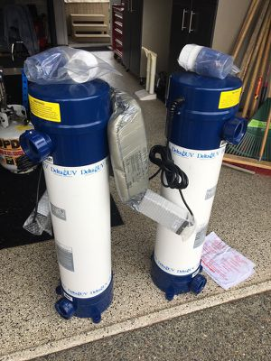 Brand new UV water treatment systems for Sale in Tacoma, WA