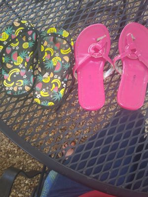 Girls flip flops for Sale in Prattville, AL