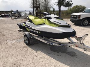 2017 SeaDoo GTI Jet Ski - 36 HOURS for Sale in Kissimmee, FL