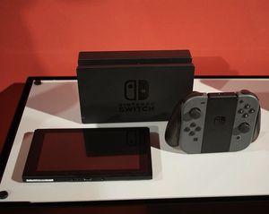 Nintendo Switch & Games Bundle for Sale in Reston, VA
