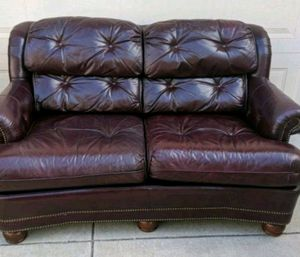 Leather Loveseat for Sale in San Jose, CA