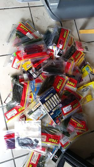 120 packages of FISHING LURES $1 Each for Sale in Maitland, FL