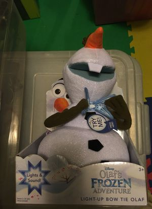 Disney Olaf's Frozen for Sale in Hillcrest Heights, MD