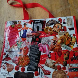 Shopping Bag from Spain for Sale in Happy Valley, OR