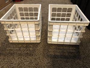 Small desk baskets for Sale in Chula Vista, CA