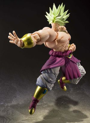 Dragonball Z Broly Exclusive BLUEFIN TAMASHII SDCC 2018 SH Figuarts for Sale in San Diego, CA