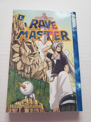 NEW Tokyopop Rave Master Volume 1: Hiro Mashima Anime Book for Sale in Henderson, NV