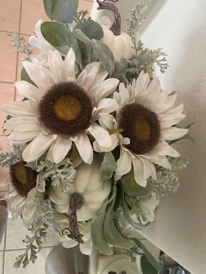2 Fall Floral arrangement for Sale in Irving, TX
